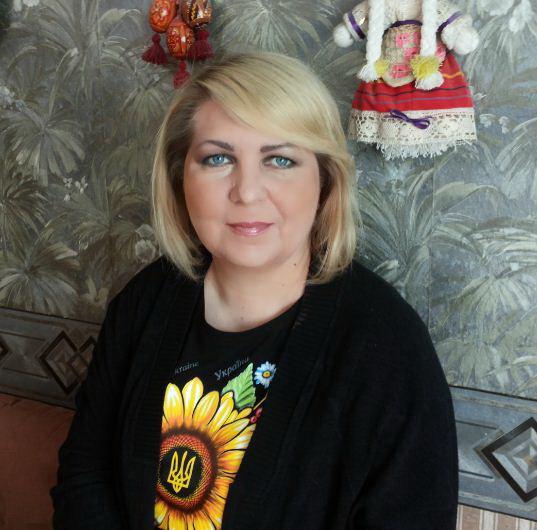 Oksana Yarosh(1)