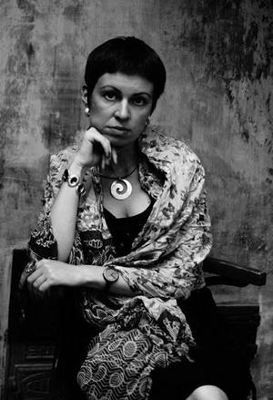 Наталка Сняданко. Авторка фото - Катерина Сліпченко