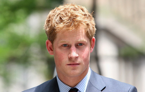 Prince Harry Participates In The Official Naming Of The British Garden