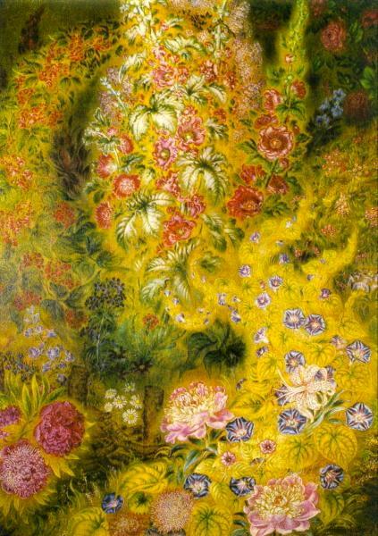 «Декоративі квіти» (1945)