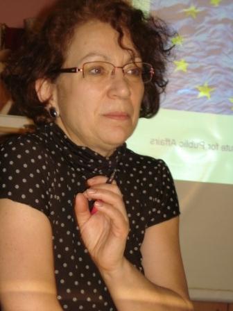 Olga Gyarfasova