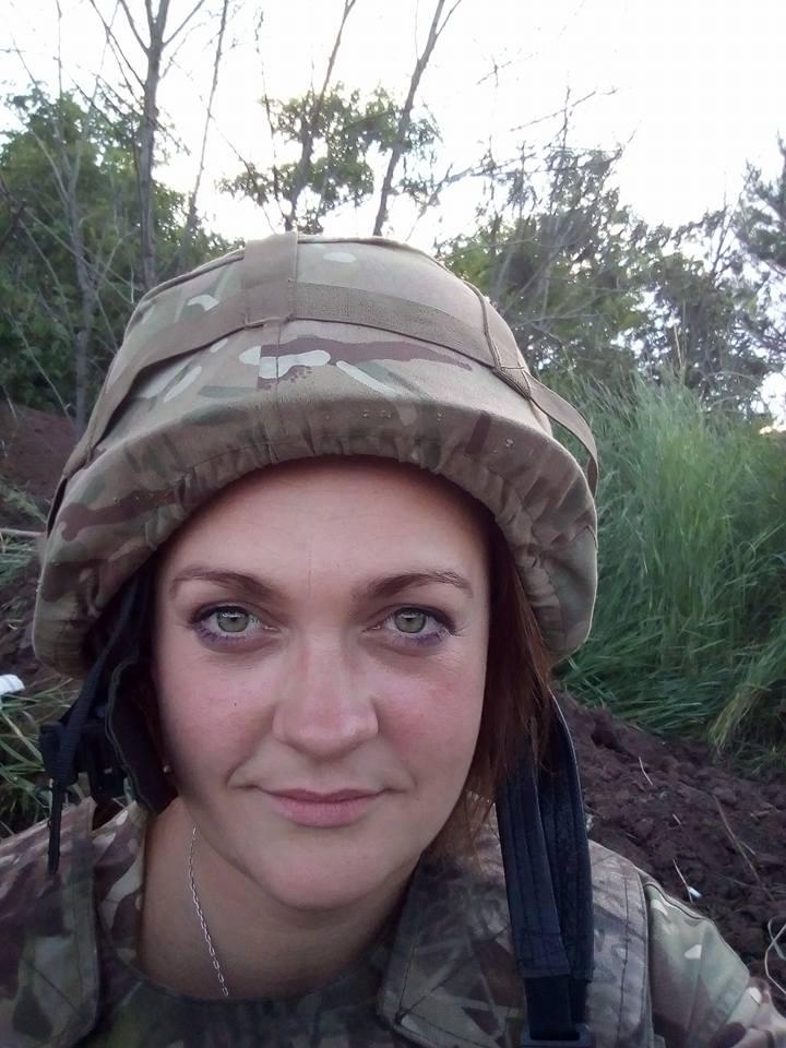 Дар'я Андрусенко-Якотюк розповіла Повазі, як пройшла війну
