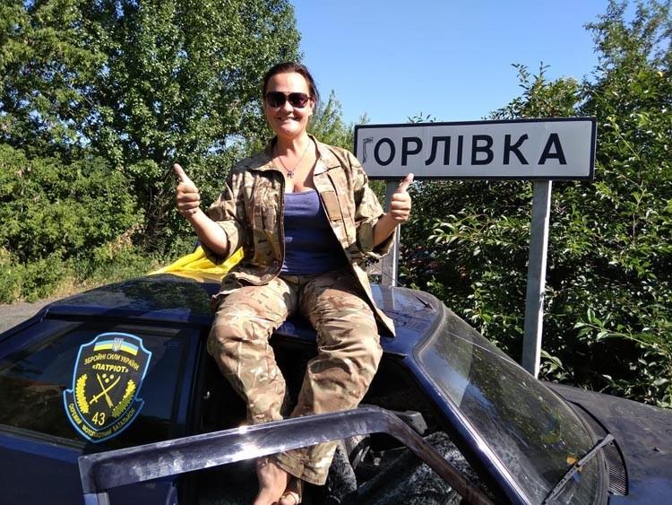 Дар'я Андрусенко-Якотюк — волонтерка, військовослужбовиця та ветеранка з Дніпра