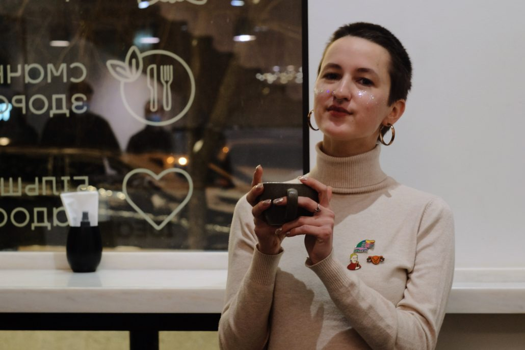 Фемінізм, секс, націоналізм: інтерв'ю з femmevika