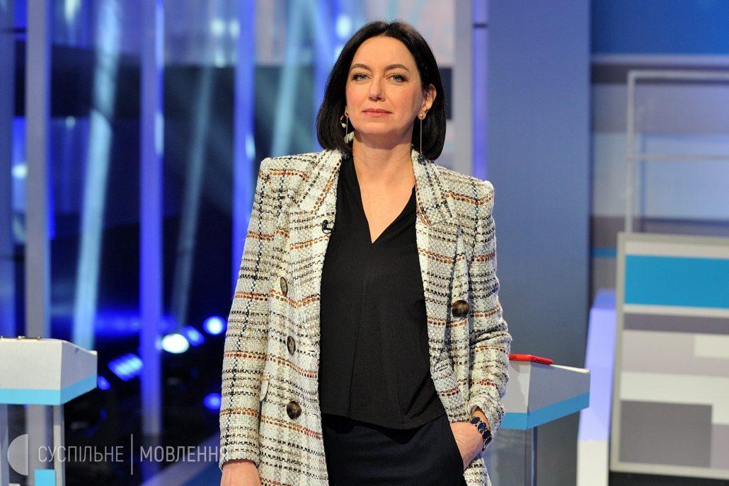 Мирослава Барчук розповіла про свій шлях у журналістику