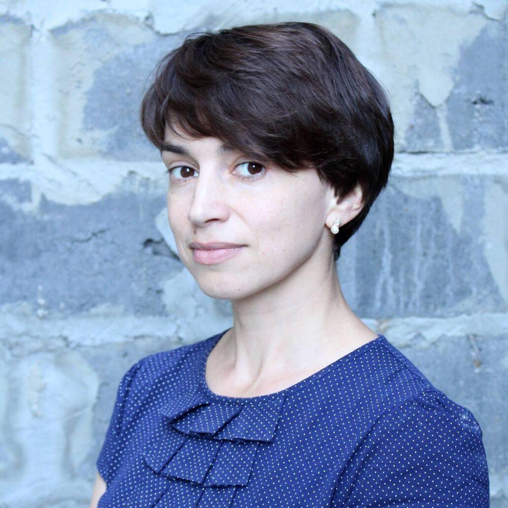 Лариса Гориславець