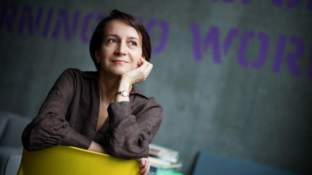 """Наталія Ворожбит, режисерка фільму """"Погані дороги"""""""