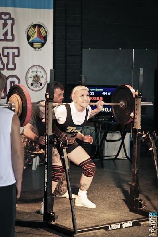 Спортсменка з Волині Вікторія Дильов