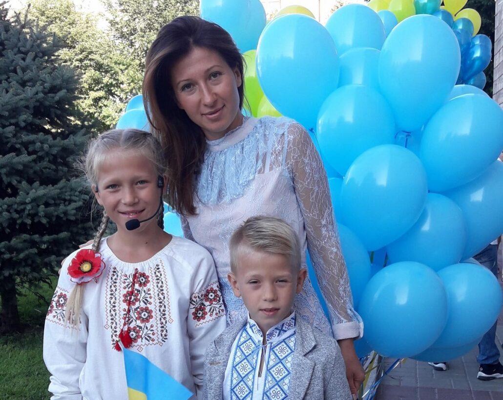 Світлана Андарак, переселенка