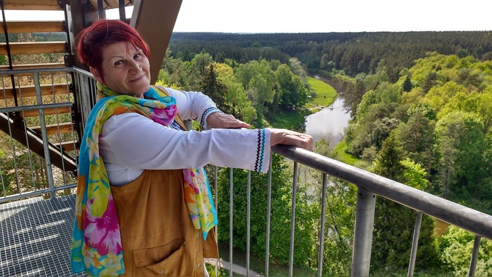 Людмила Чаплигіна, переселенка