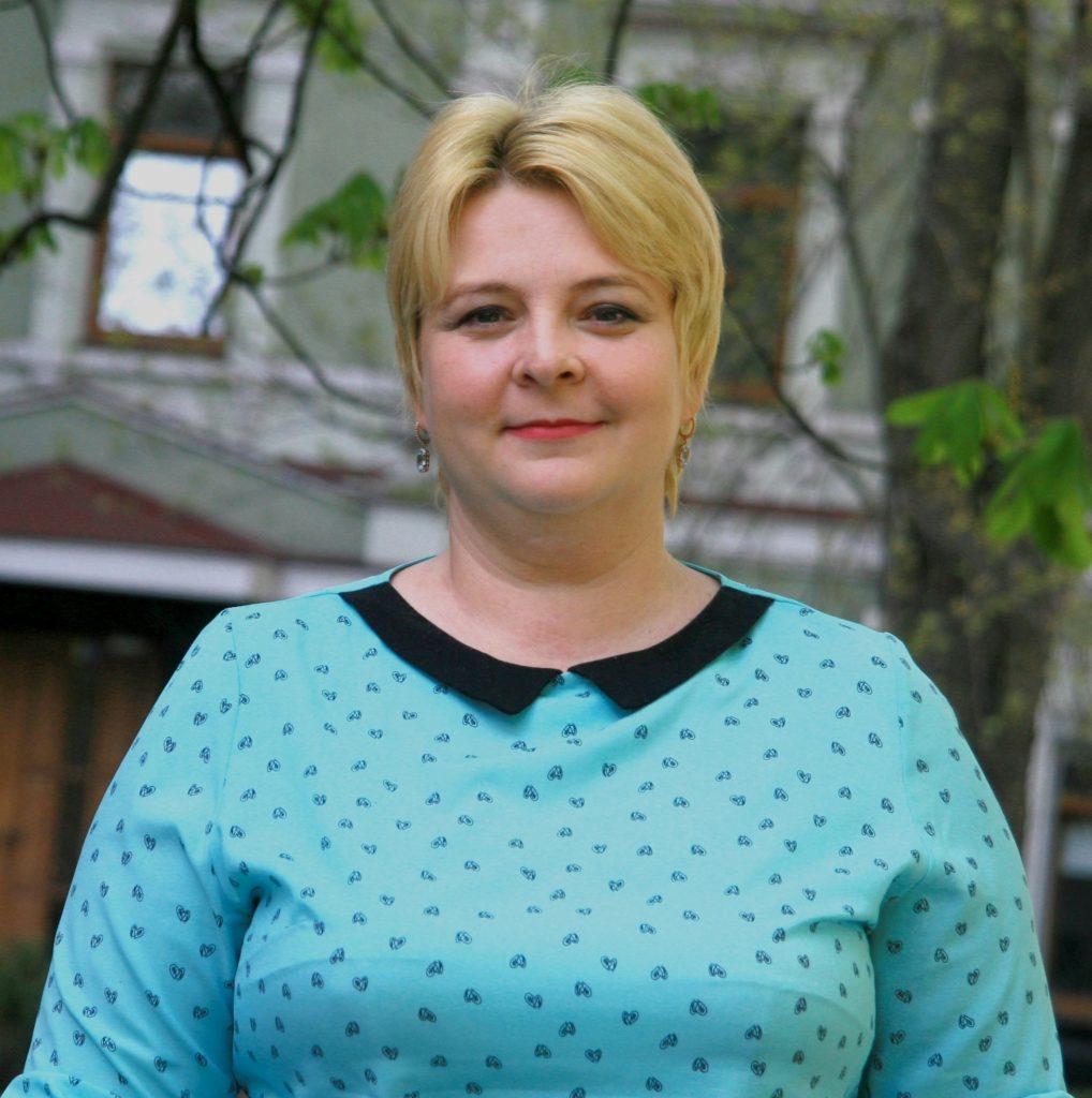 Марина Легенька, віцепрезидентка ГО «Ла Страда — Україна»