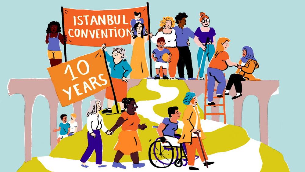 10 років Стамбульській конвенції