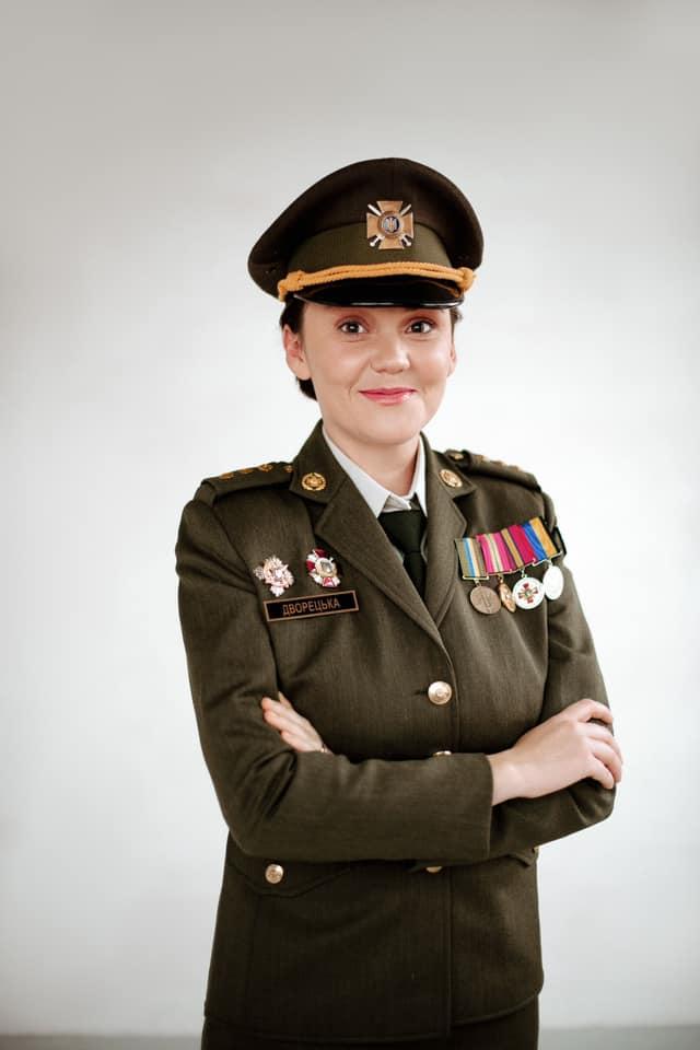 Вікторія Дворецька